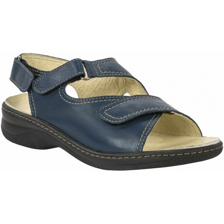 Sandalia Piel Señora WaFli Tabarca W1500 3