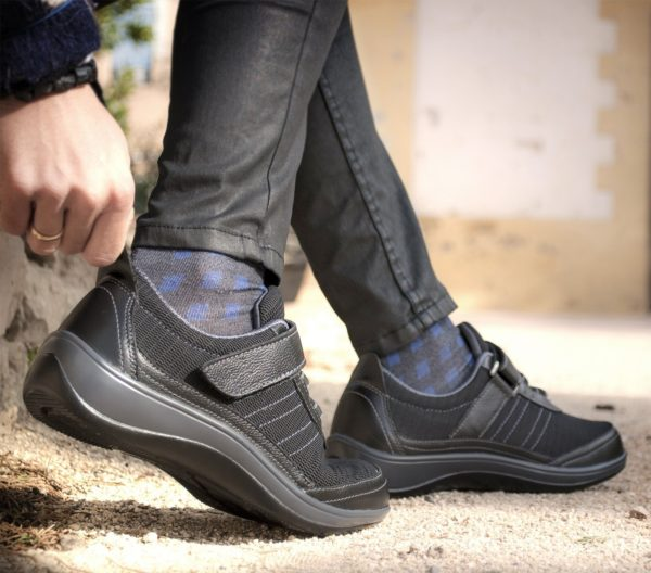 Zapato terapéutico Mujer Orthofeet Breeze W835 6