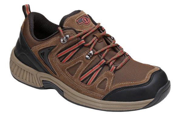 Zapato terapéutico Hombre Orthofeet Sorrento Outdoor M642 3