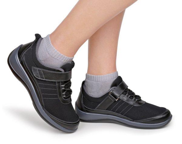 Zapato terapéutico Mujer Orthofeet Breeze W835 5