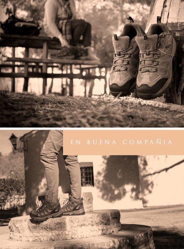 Zapato Montaña Hombre Propét Ridge Walker Low M3598 7