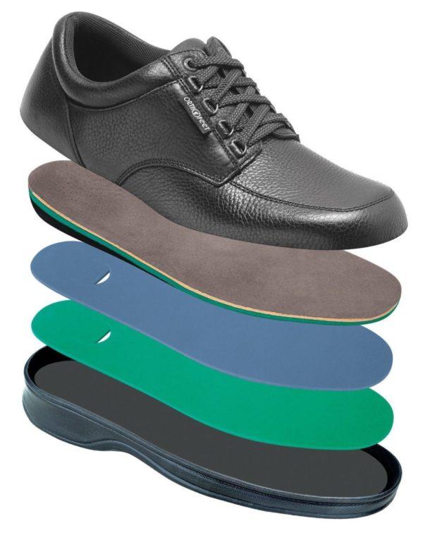 Zapato Hombre Orthofeet Avery Island M410 4